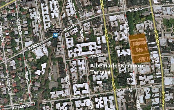 Albermarle-Kenmore Terrace