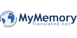 MyMemory - Translation Memory