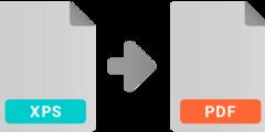 XPS to PDF Conversion