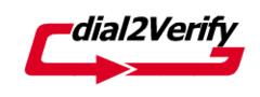 Dial2verify SMS Gateway