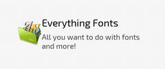 font-face generator