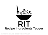 Recipe ingredients tagger