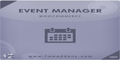 WooCommerce Events Plugin by FMEAdd...