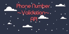 International Phone Number Validation