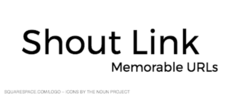 Shout Link - URL Shortener