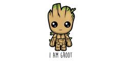 I am Groot I am Groot
