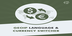 Magento 2 Currency Language Switcher
