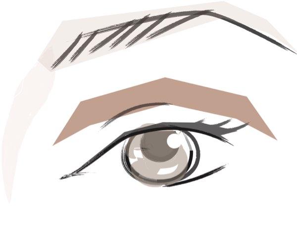 makeup application diagram