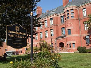 photo of framingham state university
