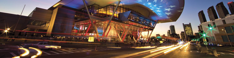 Boston Convention & Exhibition Center - MCCA