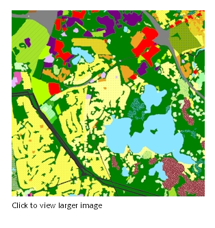 Sample of Land Use 2005