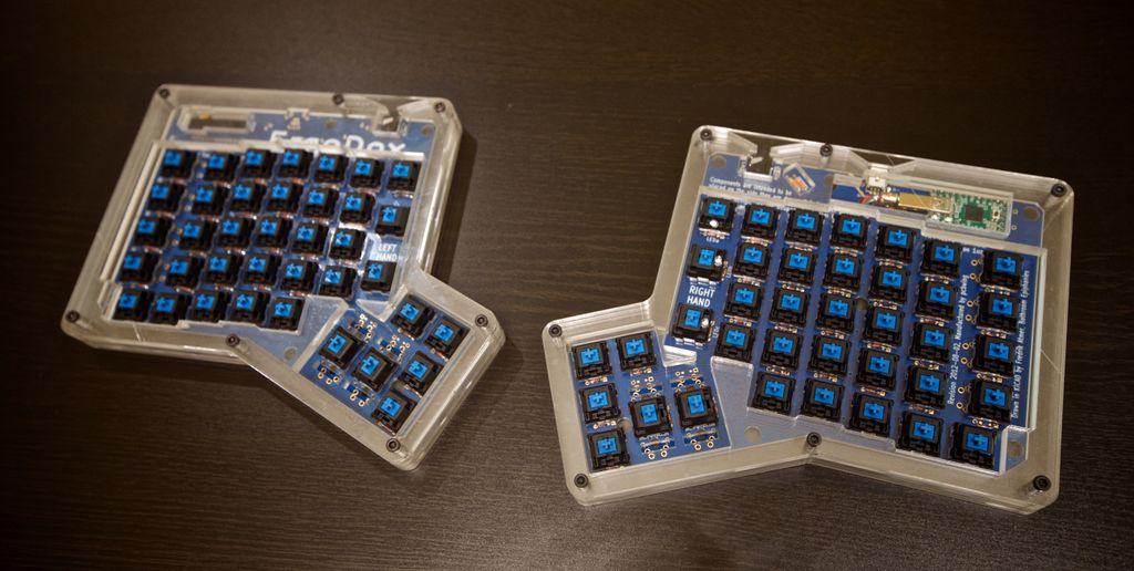Ergodox Keyboard Kit