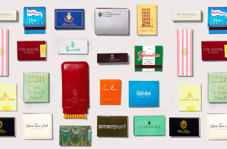 Matchbooks-matchboxes-travel-souvenirs