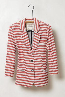 Anthropologie-striped-terry-blazer