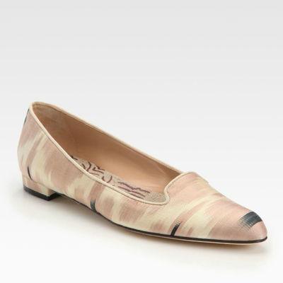 Manolo-blahnik-ikat-smoking-slipper-madeline-weinrib