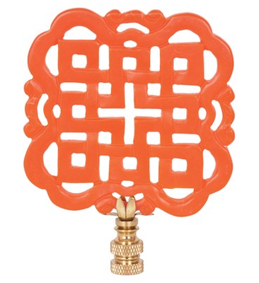 Finial-chinoiserie