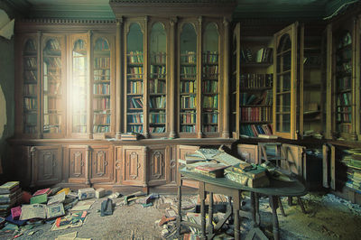Library-photograph-etsy