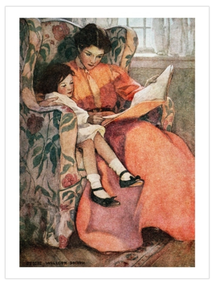 Book-illustration-of-mother-daughter-reading