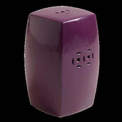 Purple-ceramic-garden-stool-cost-plus-world-market