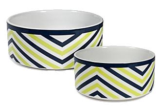 Dog-bowls