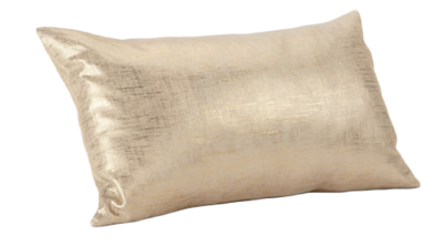 Gold-shimmer-pillow-room-and-board