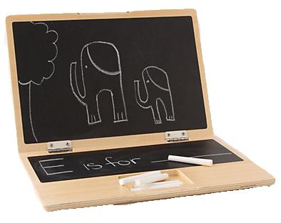 Chalkboard-laptop