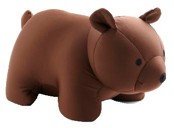 Bear-travel-pillow
