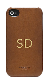 quality design 0f81a 12dad Monogrammed iPhone Case - Matchbook Magazine