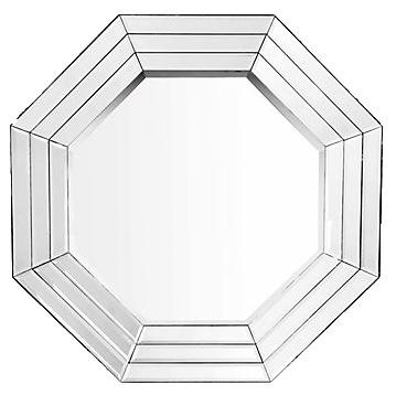 Octagono-mirror-z-gallerie