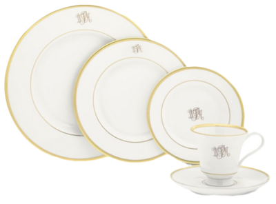Pickard-monogram-place-setting-williams-sonoma