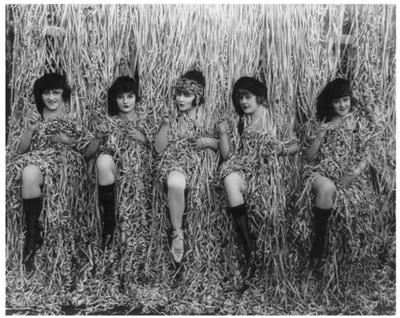 Girls-in-serpentine-confetti-art-dot-com