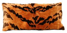 Silk-velvet-pillow