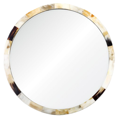 Horn-mirror