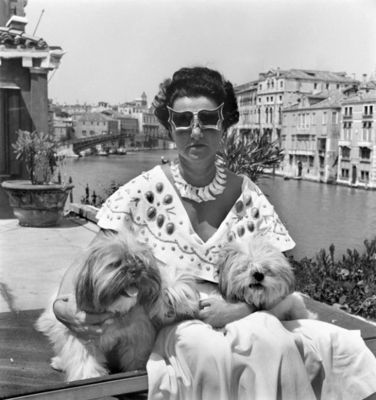 David_seymour_mrs_peggy_guggenheim_artspace