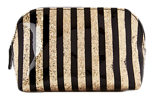 Stripe-cosmetic-bag-forever-21