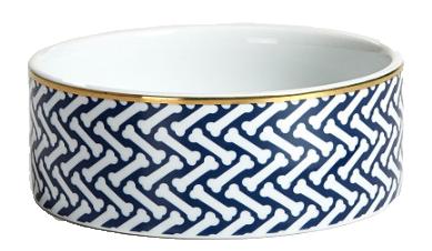 Porcelain-geo-dog-bowl-c-wonder