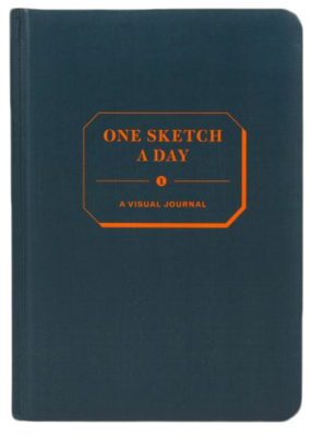 Sketch-a-day-journal