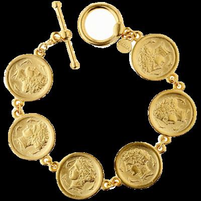 Coin-bracelet-met-store