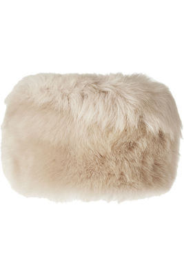 Shearling-hat