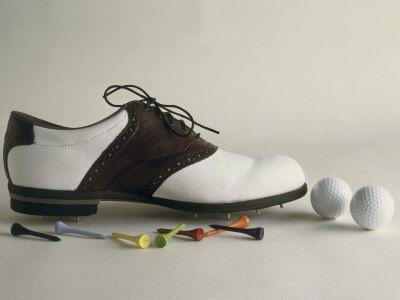 Golf-still-life