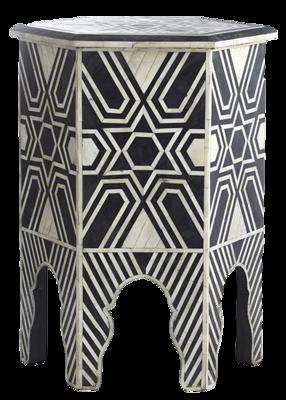 Bone-hexa-table