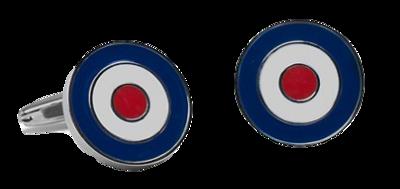 Bullseye-cufflinks