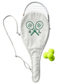 Tennis-racket-holder