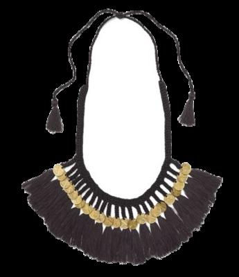 Coin-necklace