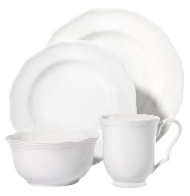 Scallop-dinnerware