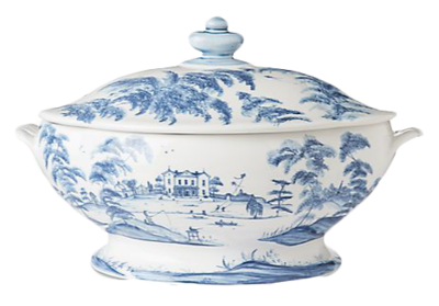 Country-estate-tureen
