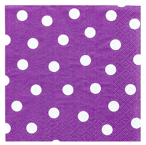 Watercolor-dot-beverage-napkin-partycity-dot-com