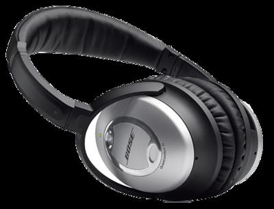 Noise-cancelling-headphones-bose