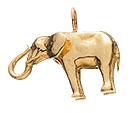 Elephant-charm