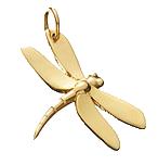 Dragon-fly-charm